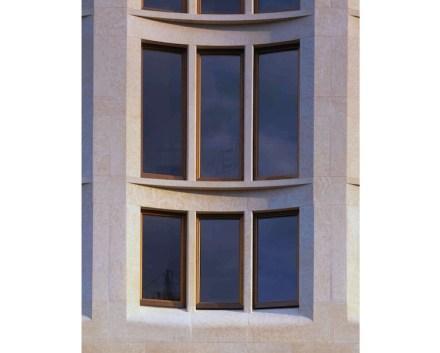 Christoph Sattler: Building at Leipziger Platz, Berlin.