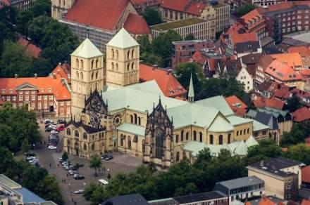 St.-Paulus-Dom, Münster. Foto: Dietmar Rabich / Wikimedia Commons