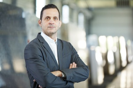 Ilias Rigopoulos, new CEO of Greek Stone Group International.