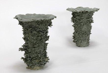 """""""Ricette in resina naturale"""": Carmine Deganello."""