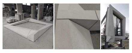 Cada una de las piezas individuales tenían que encajar al milímetro.