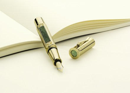"""Graf von Faber Castell Collection"": Füllfederhalter."