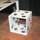 "Ramella Graniti, Roberto Semprini: ""Hands Cube""."