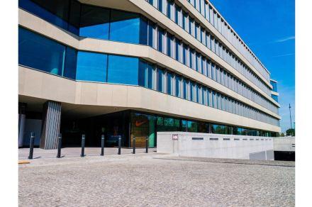 Um prêmio principal também foi concedido à fachada do prédio de escritórios Royal Wilanów em Varsóvia.