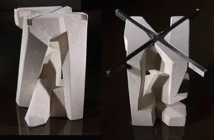 """Giandomenico Sandri, Laboratorio del Marmo: """"Shiodome""""."""