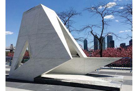 """Ark of Return"". Foto: Rick Bajornas"