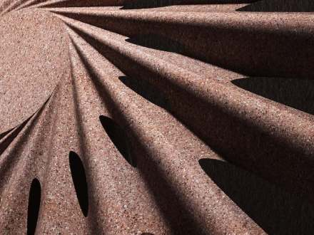 "The Power of Stone: ""Sol"", Raffaello Galiotto, EuroPorfidi, Pellegrini."