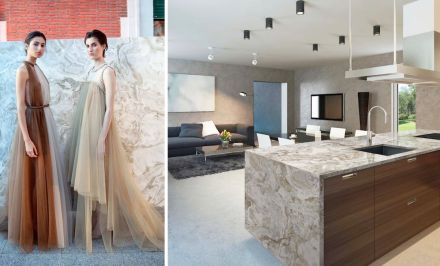 Levantina Fashion Night: Granit Lungomare, Naturamia Collection.