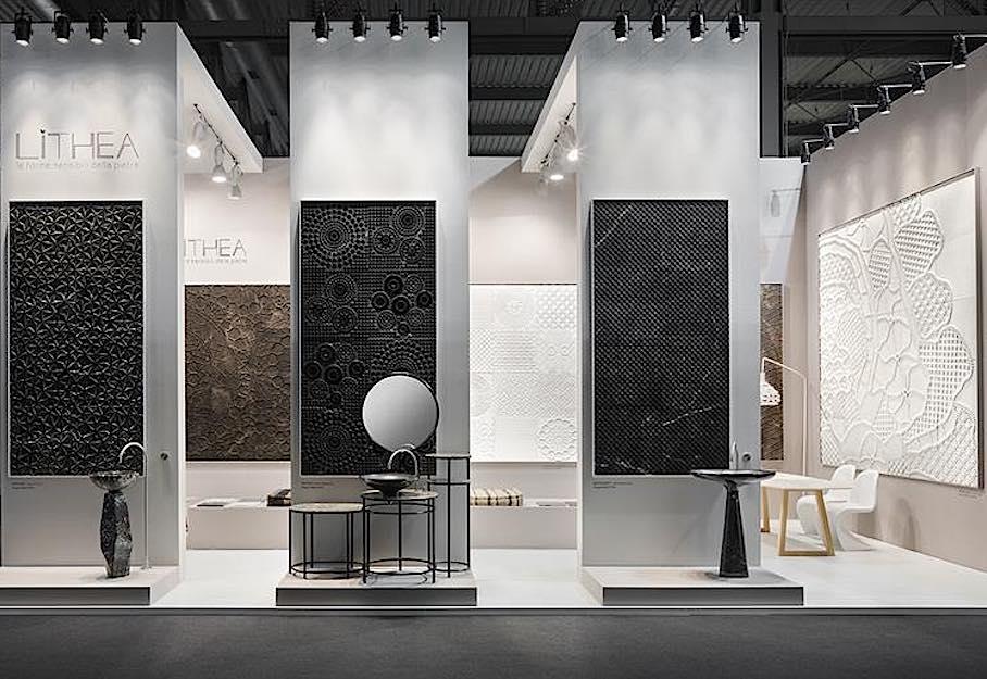 La empresa siciliana Lithea traslada los diseños del Mediterráneo en ...