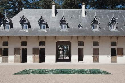 """Mathieu Lehanneur: """"Petite Loire""""."""
