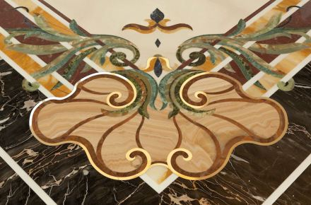 Budri: a global leader in marble inlay.