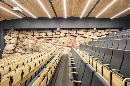 O Centro Europeu para Educação Geológica (ECEG) da Universidade de Varsóvia.