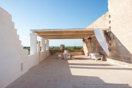 Areniscas Rosal: the Mediterranean Feeling with natural stone.