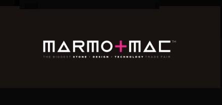 Marmomacc: das neue Logo.
