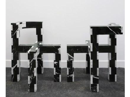 """Didier Fiúza Faustino: """"Delete yourself"""". Photo: Galerie Michel Rein / Didier Fiúza Faustino"""