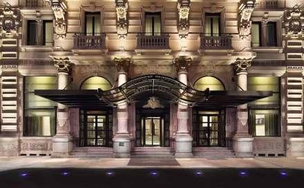 Hotel Excelsior Gialla. Foto: Hotel