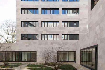 Staab Architekten: Max Planck Institut, Frankfurt/Main.