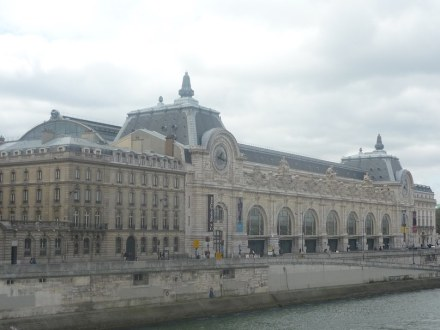 The Musée d'Orsay, North façade at the Seine. Photo: Wikimedia Commons / de:Freedom_Wizard
