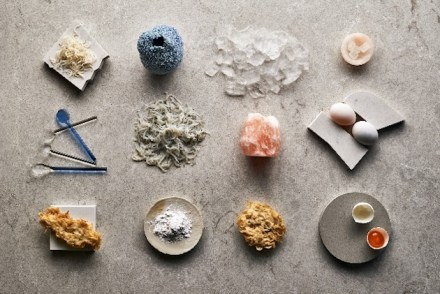 "Caesarstone: ""A Material Menu: Designs for the Culinary Aesthetic""."