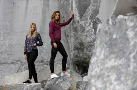 The name of the fashion label is Horseware Ireland, originally a producer of horse blankets but by and by also selling everything from legwarmers for animals to trendy attire for equestrian sports aficionados.