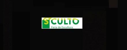 "Logo Art fair ""Sculto"" in Logroño, Spain from May 31 until April 04, 2017."