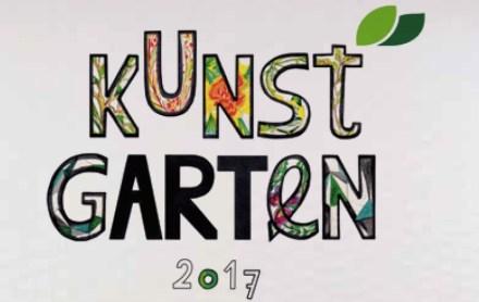 Logo des Kunstgartens bei Klopfstein in Samstagern unweit des Zürichsees.