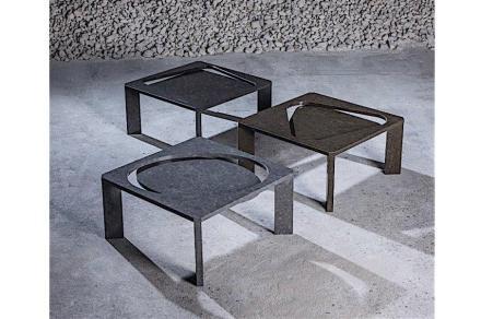"<a href=""https://www.stoneitaliana.com/""target=""_blank"">Stone Italiana</a>: ""Prospettiva Stone"", in quarz composite. Design Paolo Ulian."