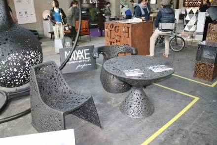 """Ventura Lambrate. <a href=""""http://www.maffamfree.com/""""target=""""_blank"""">Maffam</a>: furniture made of basalt fibres."""