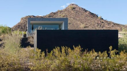 Wendell Burnette Architects: Dialogue House.