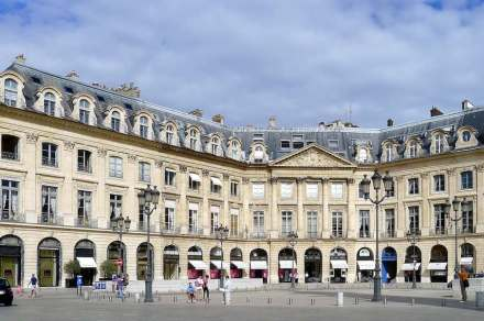 Place Vendôme. Foto: Mbzt / Wikimedia Commons