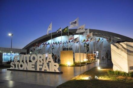 Vitoria Stone Fair 2017. Photo: Milanez & Milaneze