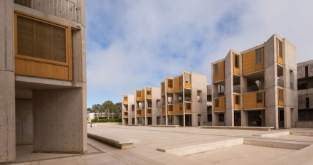 Das Salk Institute for Biological Studies.