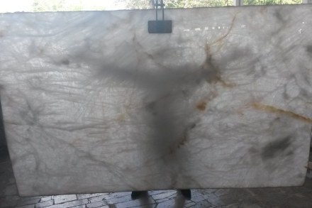 """Brazil's quartzites like """"Onix Vision"""" are in great demand according to """"Abirochas Informe""""."""