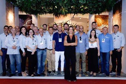 Renata Malenza und das Team der Grupo Corcovado Brasigran.