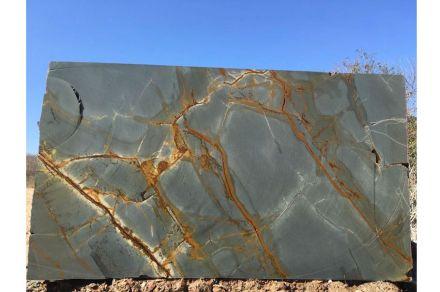 """Azure"", super exotic granite by Vulcano Export company."