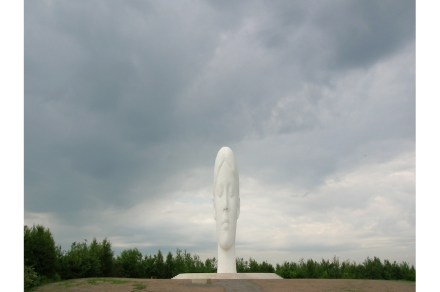 "Jaume Plensa, ""The Dream"", St Helens. Foto: Tony Grist / Wikimedia Commons"