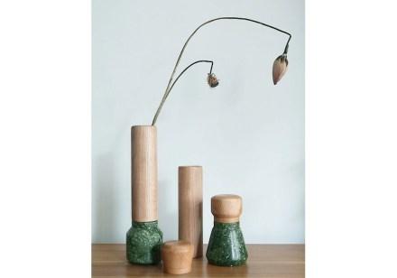 "Bold Design: Container/Vase ""Sale""."