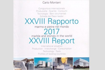 "Dr. Carlo Montani ""2017 Marble and Stones in the World."