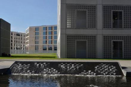 Besco, water projects: Stuttgart, Mailänder Platz.