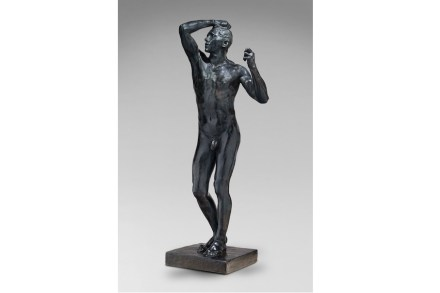 Auguste Rodin, The Age of Bronze, 1877. Bronze. Sandcast before 1916 © Musée Rodin