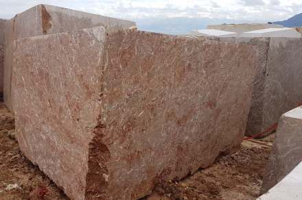 Passioniss Red Marble from Minerya, Turkey.