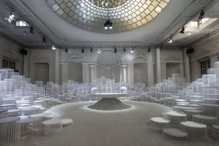 "Snarkitecture and <a href=""http://www.caesarstone.com/""target=""_blank"">Caesarstone</a>: ""Altered States""."