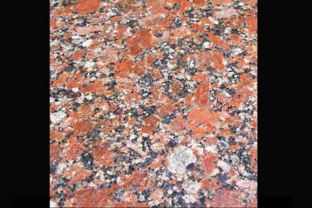 "Granite Kapustinsky, a coarse-grained rose-red granite with dark and light spots, quarried by <a href=""http://www.stonex.ru/""target=""_blank"">Stonex Group</a> (<a href=""mailto:sataev@stonex.ru""target=""_blank"">Mail</a>) close to Kapustinskoye in the Ucraine."