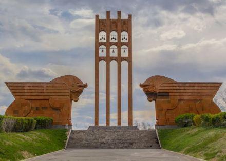 Memorial der Schlacht von Sardarapat: Foto: Serouj Ourishian  / Wikimedia Commons