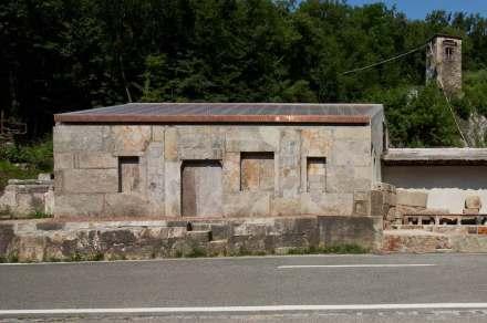 Enrico Sassi: Cave di Arzo.
