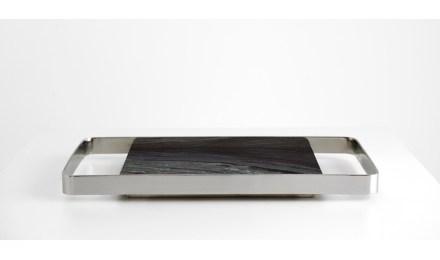 "Trays ""Fita"". Design: Leandro Garcia; company: Qualitá."