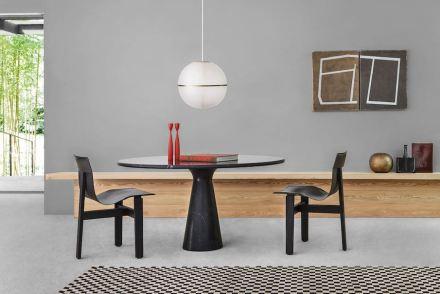 "Angelo Mangiarotti: table ""M""."