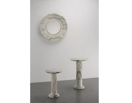 """Karl Lagerfeld, Architectures: """"Untitled XI"""" und """"Untitled VII"""""""