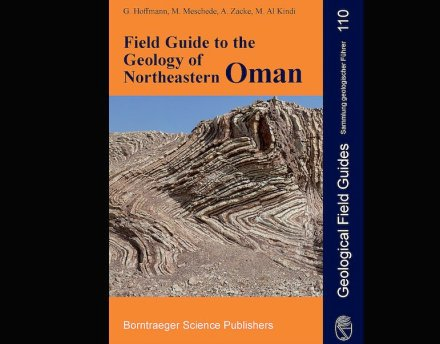 """Field Guide to the Geology of Northeastern Oman""."