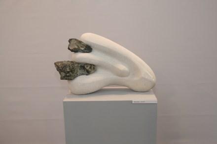 """Michał Dziekan, Academy of Fine Arts, Krakow: """"Biomorfa""""."""